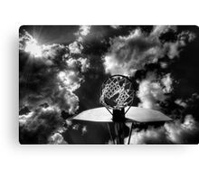 Fast Break Canvas Print