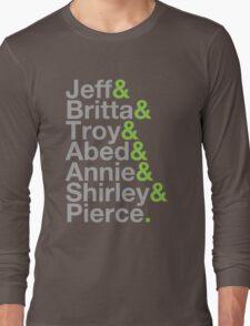 Community Jetset Long Sleeve T-Shirt