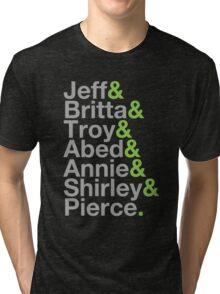 Community Jetset Tri-blend T-Shirt