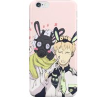 Bunny Ears iPhone Case/Skin