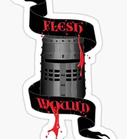 Flesh Wound Sticker