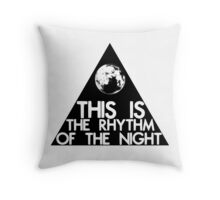 Of The Triangle Throw Pillow