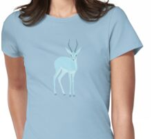Gazelle Womens Fitted T-Shirt