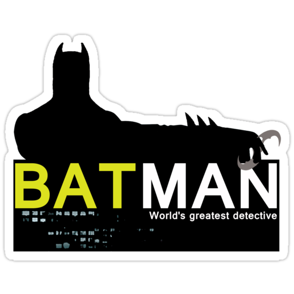 Batman Mad Men Style T-Shirt by J. William Grantham