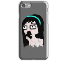 Glitch (Adventure Time) iPhone Case/Skin