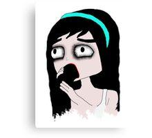 Glitch (Adventure Time) Canvas Print