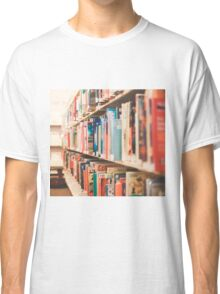 Library Time Classic T-Shirt
