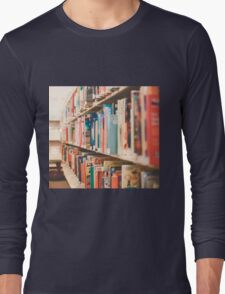 Library Time Long Sleeve T-Shirt