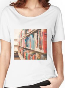 Library Time Women's Relaxed Fit T-Shirt
