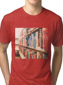 Library Time Tri-blend T-Shirt