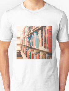 Library Time Unisex T-Shirt