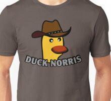 Duck Norris Duck Unisex T-Shirt