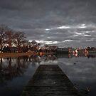 Doomsday - Water back in Lake Wendouree by Rosestone