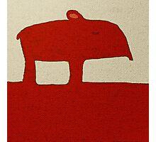 Tapir Photographic Print
