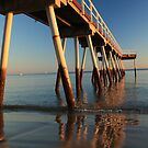harvey bay pier by jade adams