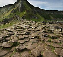 Giants Causeway by James Duffin