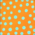 Huge Polka Dots by rupydetequila