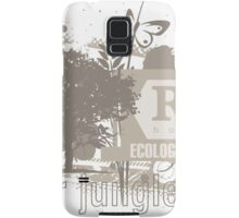 Tree Art Ecology Samsung Galaxy Case/Skin