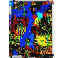 LOVE AND GRAFFITI iPad Case/Skin