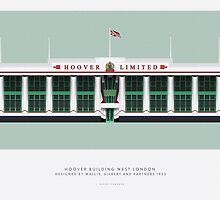 Hoover Building London by Old-Lundenwic