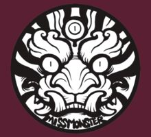 Missmonster logo emblem by missmonster