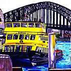Circular Quay by Ken Finch