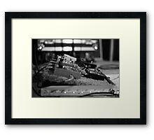 Pedals of Magic Framed Print