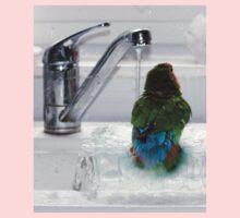 The Lovebird's Shower Kids Tee