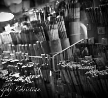 Signature Chopsticks by ChristianOng