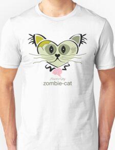 HeartKitty Zombie-Cat T-Shirt