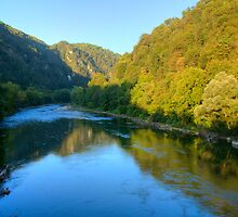 River Sava by Ian Middleton