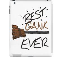 Blitzcrank Gank iPad Case/Skin