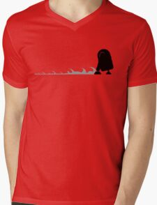 R2D2 robot Mens V-Neck T-Shirt