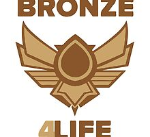 Bronze for Life by Mandar In