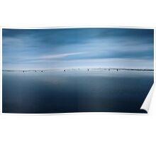 Wadden Sea Panorama Poster