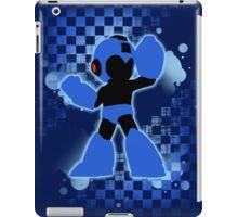 Super Smash Bros. Mega Man Silhouette iPad Case/Skin