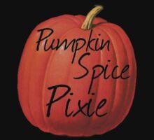 Pumpkin Spice Pixie One Piece - Long Sleeve
