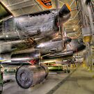 Duxford Lancaster - HDR by Colin J Williams Photography