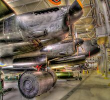 The Avro Lancaster - Through The Lens by Colin  Williams Photography