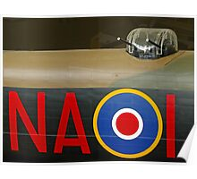 Mid Upper - Duxford Poster