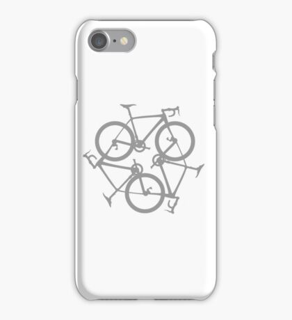 Road triangle iPhone Case/Skin