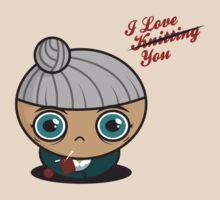 Nana Loves Knitting! by Nicholas Poulos