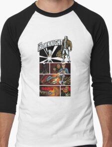 The Iron Knight Men's Baseball ¾ T-Shirt