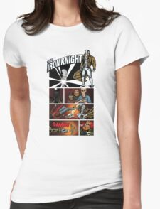 The Iron Knight Womens Fitted T-Shirt