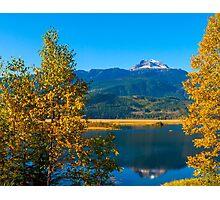 Begbie  Revelstoke BC Photographic Print