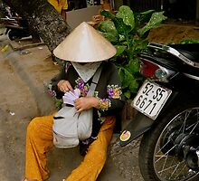 Streets of Ho Chi Minh by mcmissy