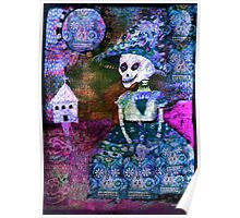 day of the dead Katrina  Poster