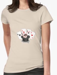 It's magic!! Womens Fitted T-Shirt