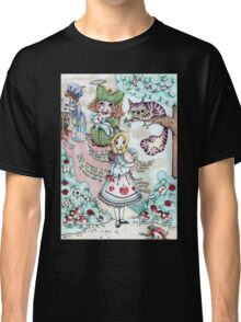 Alice & The Pig Baby Classic T-Shirt