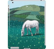 The White Horse of Alfriston iPad Case/Skin